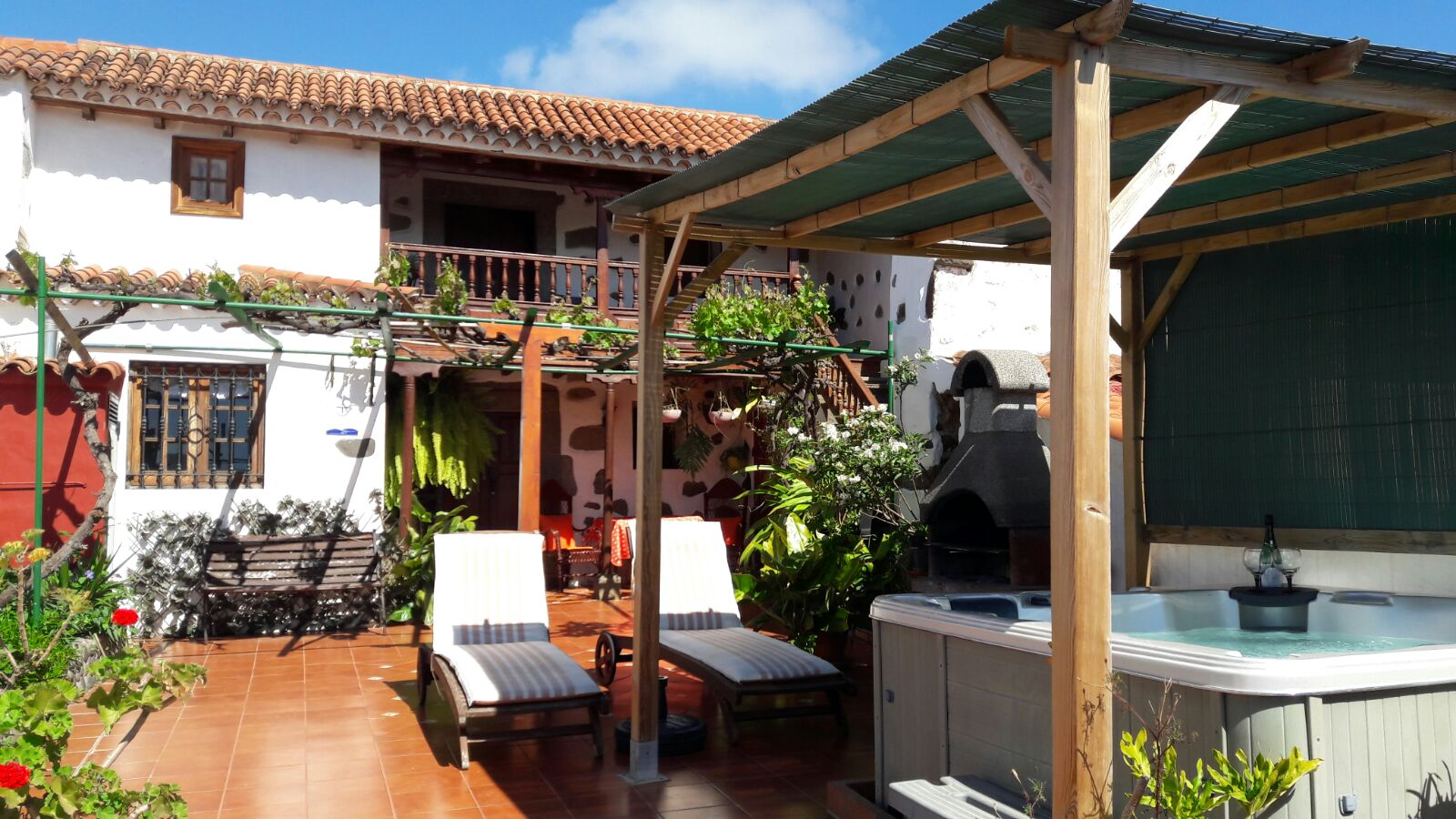 Natura canaria alojamientos rurales - Can caponet casa rural ...